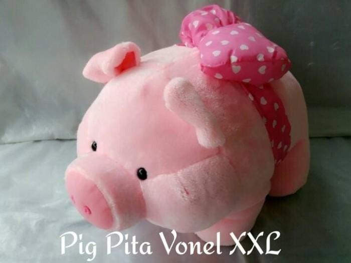 100 Gambar Boneka Babi Imut Terbaik