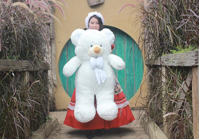 Jual Boneka Cantik Imut Boneka Beruang Teddy Bear Super Besar 120 CM ... 486a2ca969