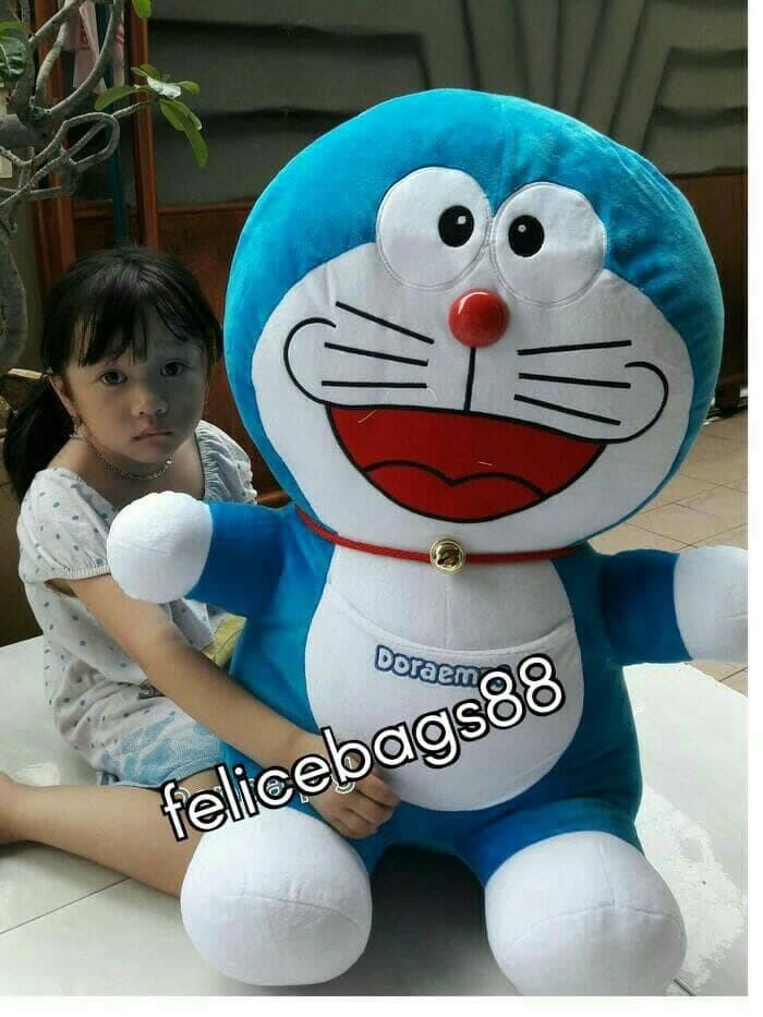 Jual Boneka Cantik Imut Boneka Doraemon Super Besar Jumbo Sni Jakarta Pusat Boneka Lala Tokopedia
