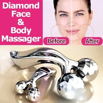 Jual 3D Massager Full Body Massager Pengencang Kulit Shape Massager ... 9a9f289d4f