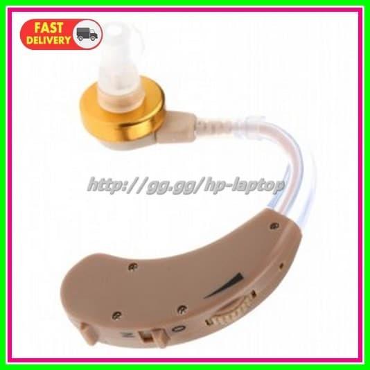 Powertone Earphone Alat Bantu Dengar Pengeras Suara Hearing Aid F 138