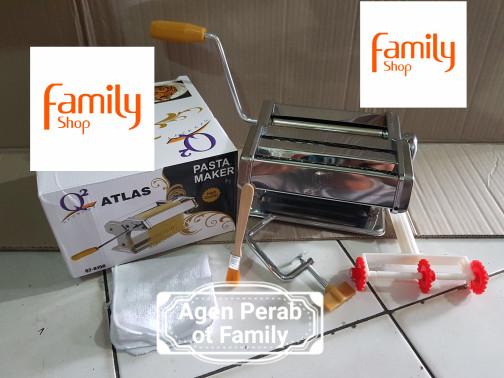 harga Gilingan mie pisang molen pasta maker q2 stainless steel tebal Tokopedia.com