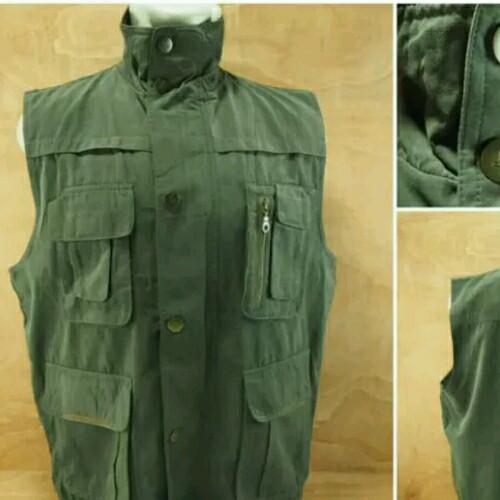 harga Big sizeoriginal rompi vest new fashion mancing wartawan Tokopedia.com