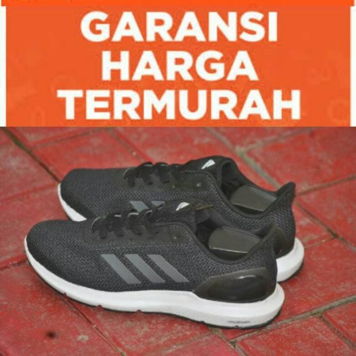 Jual Sepatu Adidas Cosmic Original BNWB Black List Silver - Sneakers ... 1970b4c802