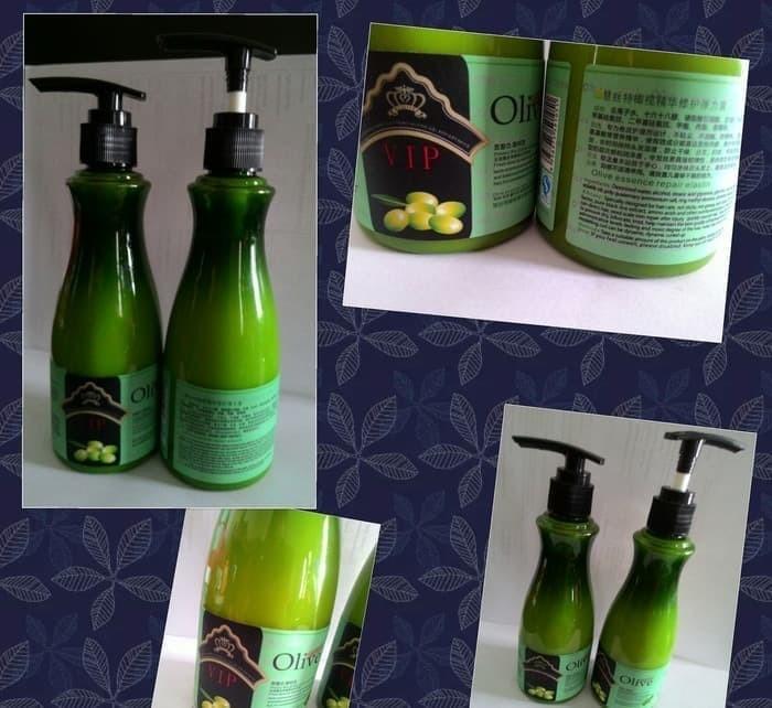 harga Obat perawatan penguat rambut olive essence repair vip asli original Tokopedia.com