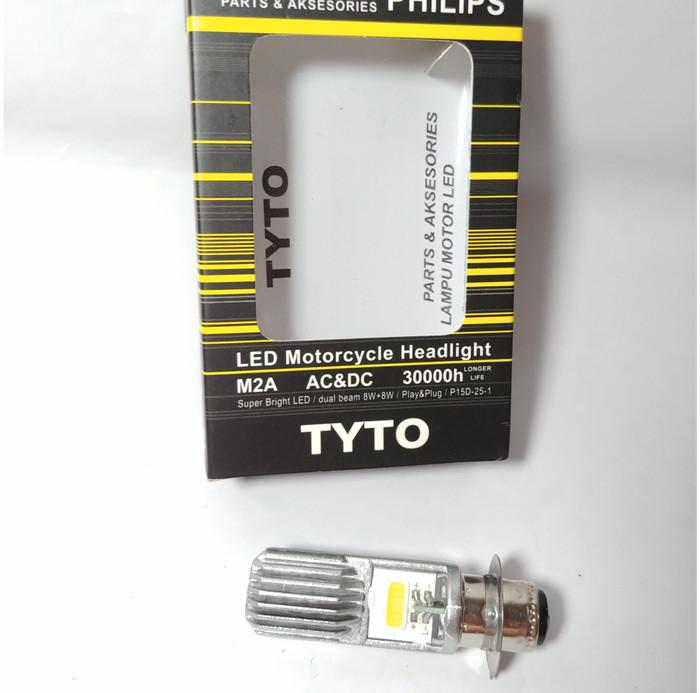 harga Lampu utama led mio z mio m3 mio sporty soul gt mio j by philips tyto Tokopedia.com