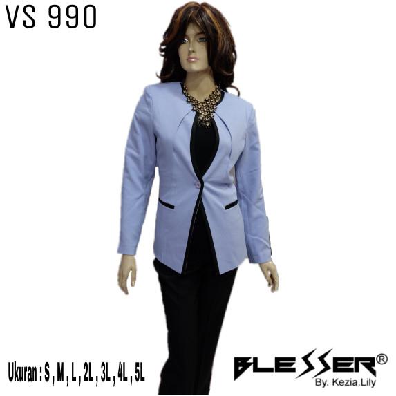 Atasan Blazer Wanita VS 990