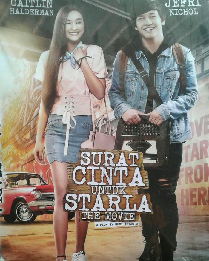 Jual Surat Cinta Untuk Starla The Movie Dki Jakarta Tkb Dvd Shop Tokopedia