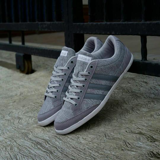 Adidas Neo Caflaire Grey Original Sneaker For Men's