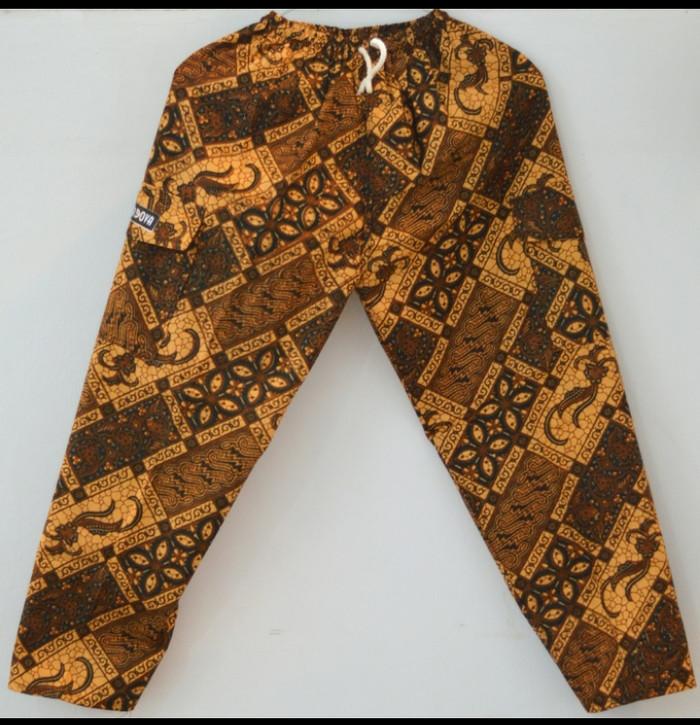 Jual Celana Panjang Boim Celana Batik Betawi U Anak Laki2 Smp