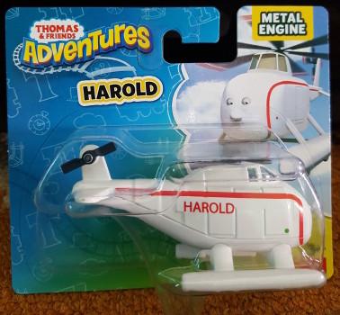 Thomas & friends adventures - harold