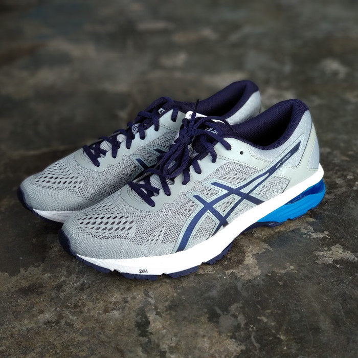Sepatu voly lari gym running asics gt-1000 6 original asli murah harga ... 9ba441124a