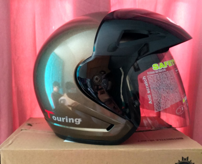 helm bmc touring solid 3