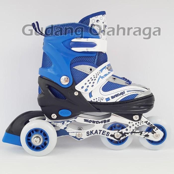 Jual Murah Sepatu Roda BAJAJ Harga Grosir !! Inline Skate Anak Dan ... c25cc80708