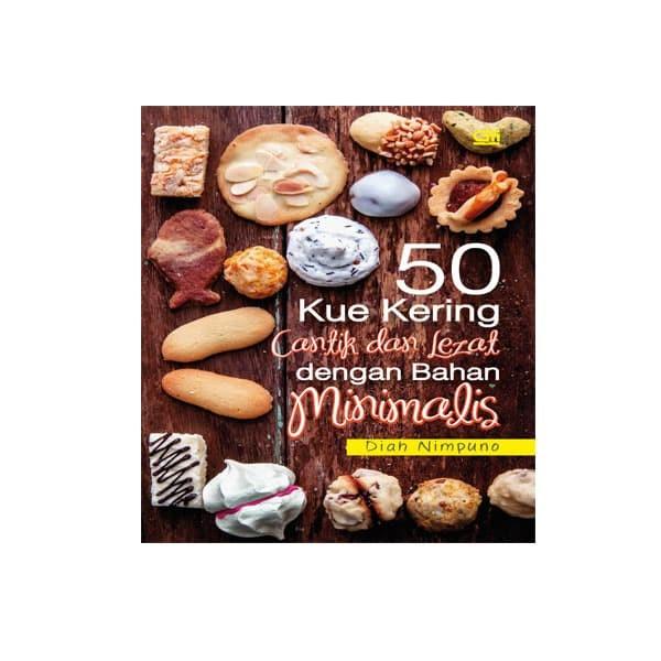 harga 50 kue kering cantik & lezat dengan bahan minimalis / Tokopedia.com