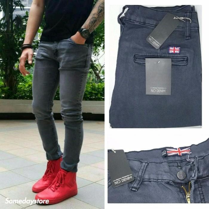 Katalog Celana Jeans Soft Grey Hargano.com