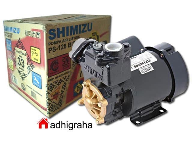 Jual Pompa Air Shimizu Ps 128 Bit Kota Malang Adhigraha Tokopedia