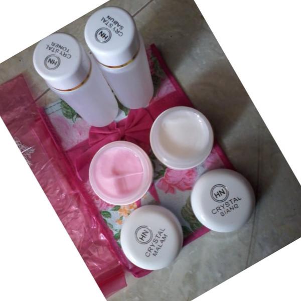 Cream HN Crystal / Krim Hn Kristal, embos ORI 15gr Original