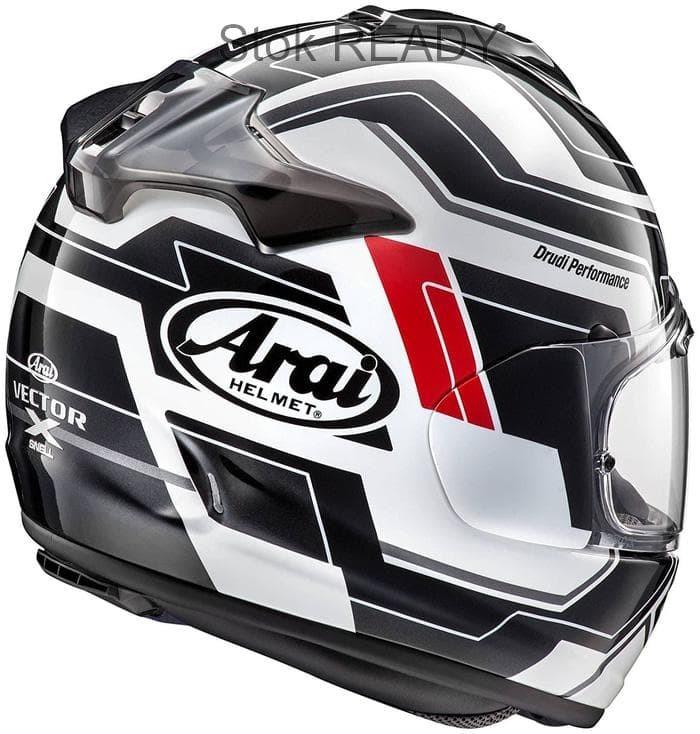CO 303 Full Face Arai Vector-X Place Helm Full 1