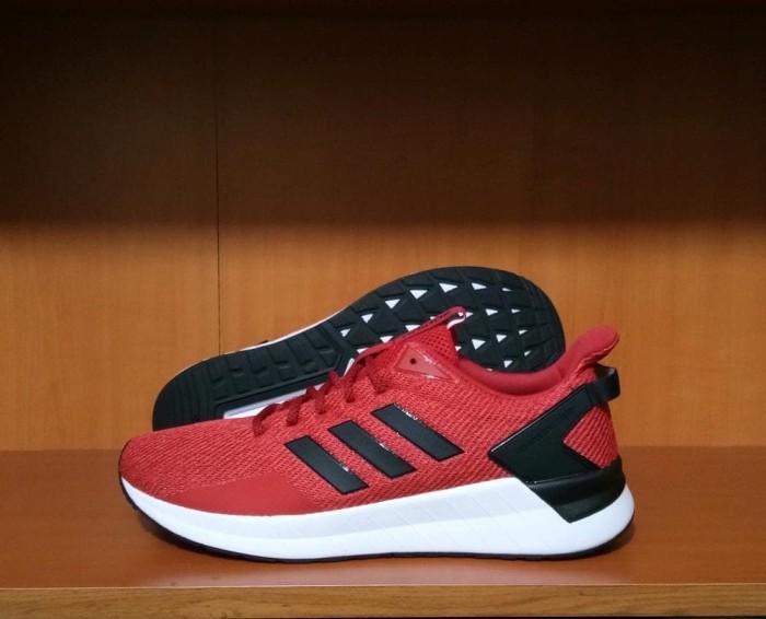 Jual Adidas Questar Ride Original Red Black Adidas Alphabounce