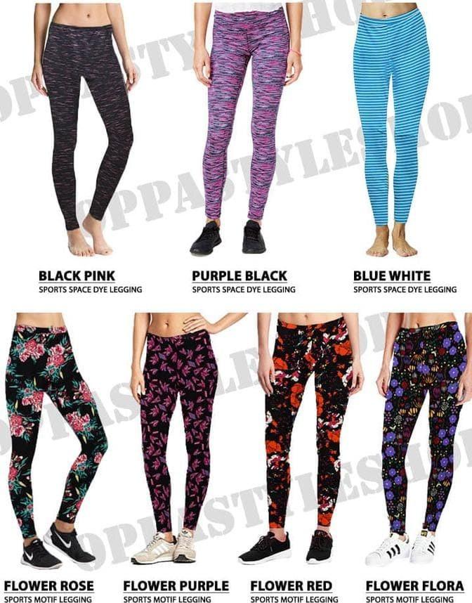 Jual Yoga Legging Premium Quality Celana Legging Panjang Sport Collection Jakarta Timur Noortoys Tokopedia