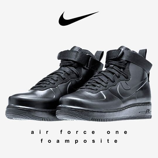 low priced 3fbbf dee53 NIKE AIR FORCE ONE FOAMPOSITE CUP