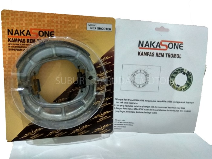 Kampas rem nex lets shooter address merk nakasone bebas asbes