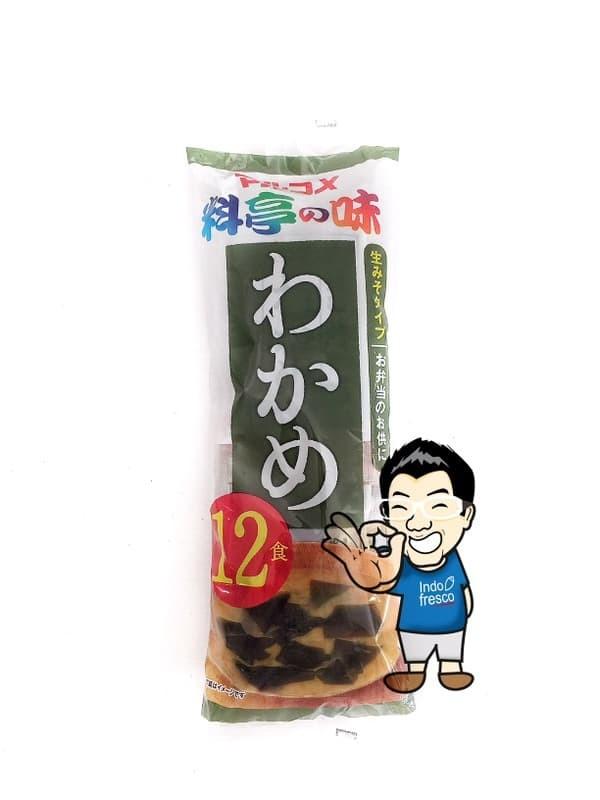 Foto Produk Marukome Misoshiru Ryotei No Aji Wakame- Miso Set Soup Instan 216g dari IndoFresco