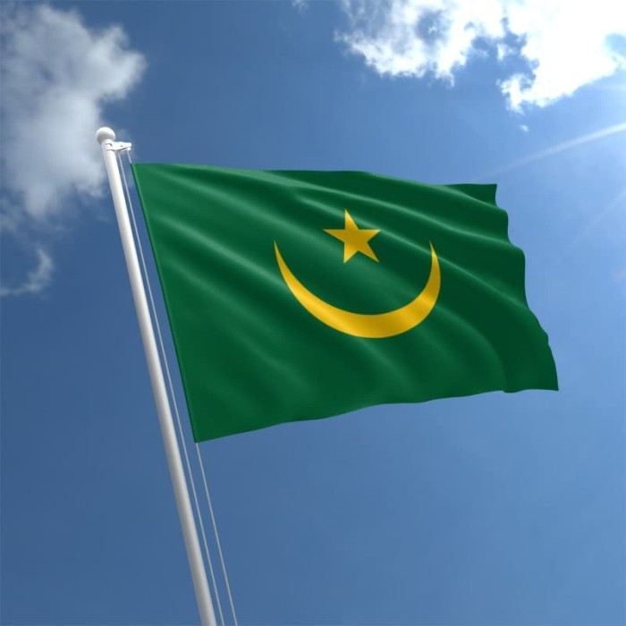 Hasil gambar untuk negara mauritania