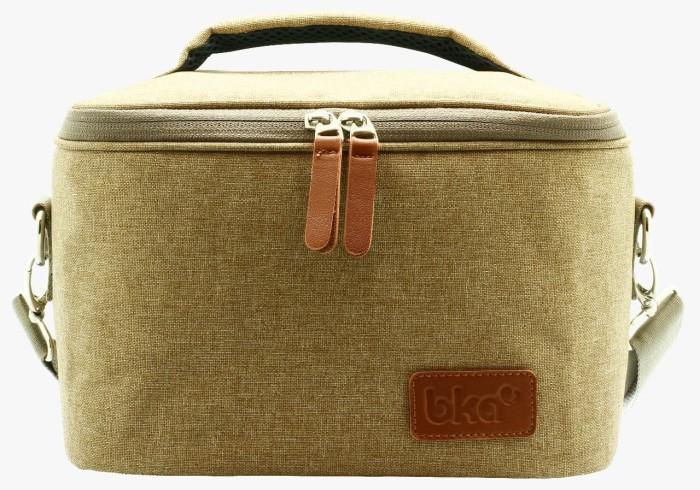 Coolerbag bka cooler bag tas asi thermal bag zella gold 2botol+gel