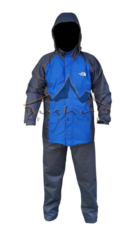 harga Raincoat the north face, jas hujan jaket-celana waterproof Tokopedia.com