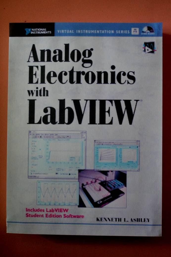 Jual Analog Electronics with LabVIEW - Kota Yogyakarta - AAA GRAFIKA |  Tokopedia