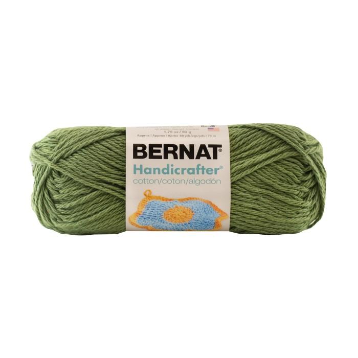 harga Benang rajut bernat handicrafter cotton sage green Tokopedia.com