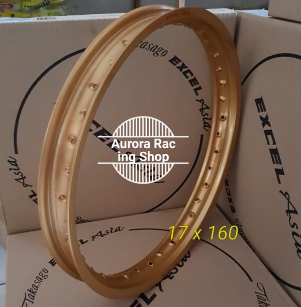 harga Velg takasago excel asia 17 x 160 gold Tokopedia.com