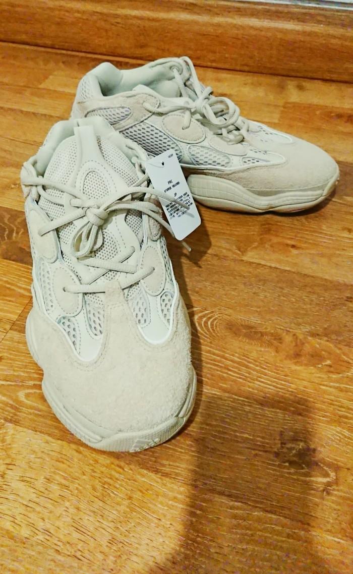 8cd354de6ccde Jual Adidas Yeezy 500 Blus Original 100%- Size US 9 42