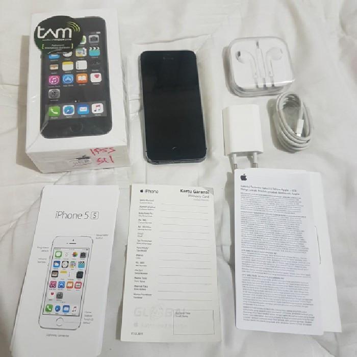 Jual Iphone 5s Resmi Ibox Mulus Fullset Anti Zonk no ...