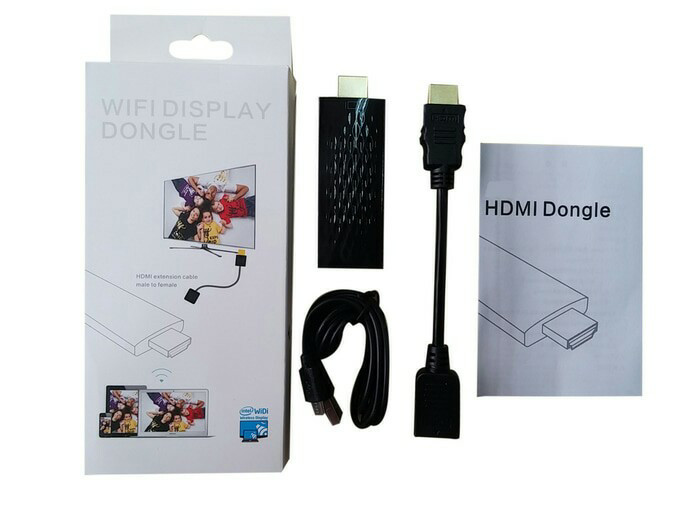 Hdmi Wifi Display Dongle Miracast Dlna Intel Widi Android Ios Laptop Harga Rp 210 000 Jual Laptop Intel
