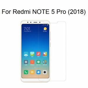 Tempered Glass Xiaomi Redmi Note 5 Pro Anti Gores Kaca