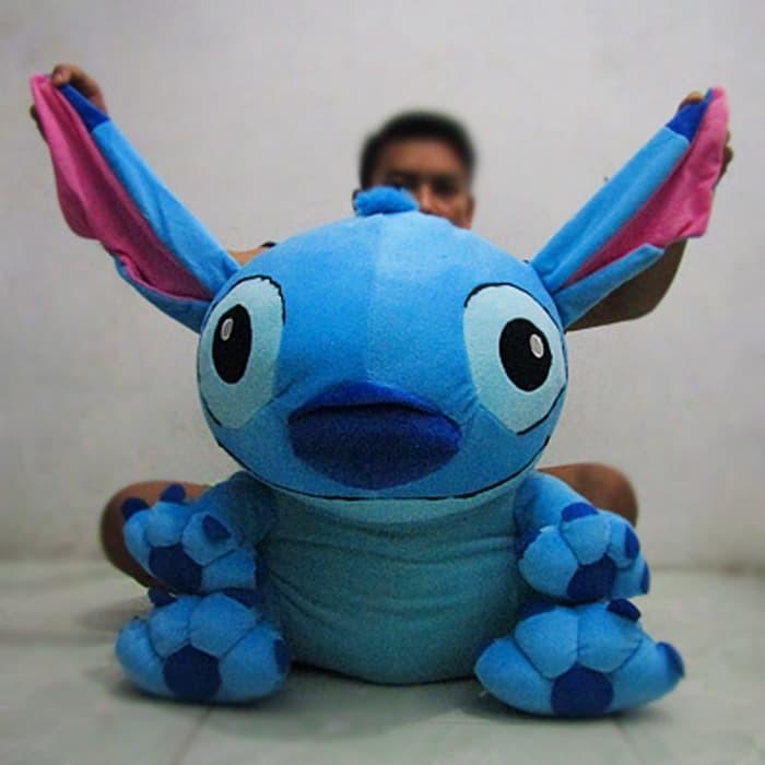Jual Boneka Stitch Super Jumbo - Cahaya Amor  03e7b0017d