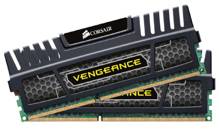 Corsair DDR3 Vengeance Black 16GB (2X8GB) CMZ16GX3M2A1600C9