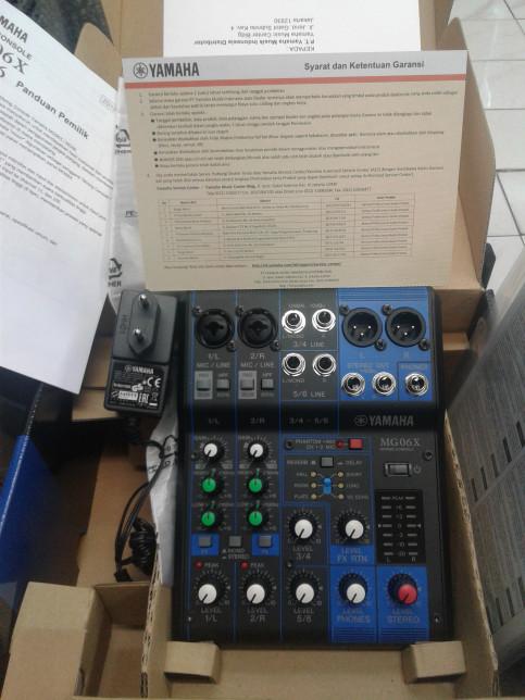 harga Mixer yamaha audio mgo6x made in japan discon.. Tokopedia.com