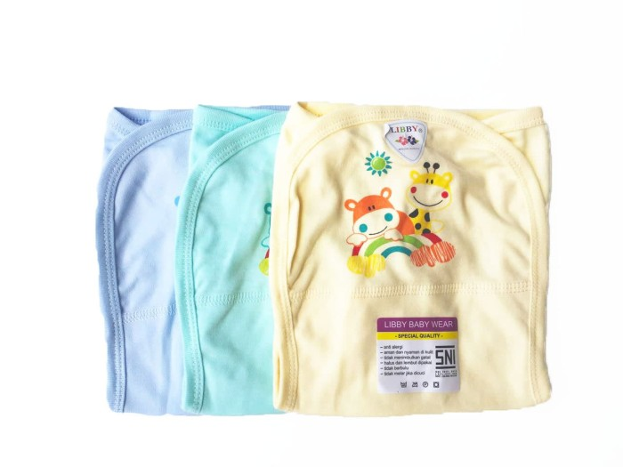 harga Libby popok bayi newborn [ 3 pcs ]