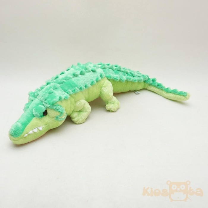 Boneka buaya crocodile hijau lucu panjang 90cm e847fc01ed