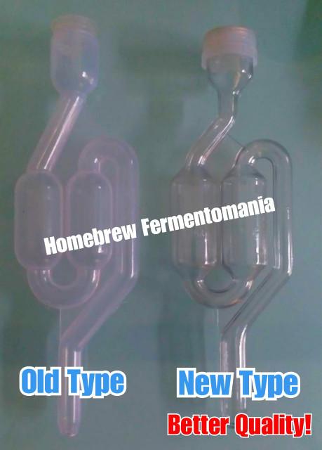 Foto Produk airlock / air lock fermentation dari Homebrew Fermentomania
