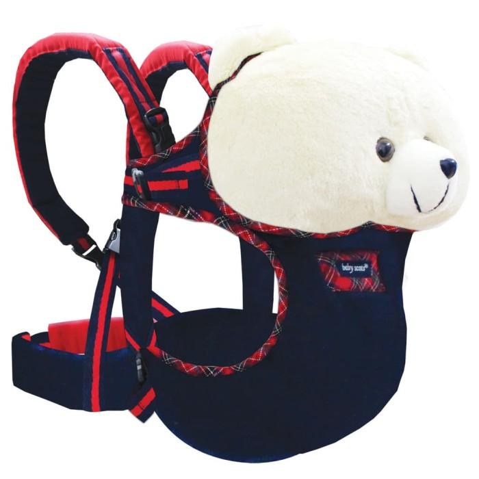 BABY SCOTS Gendongan Bayi Baby Scots Boneka- Baby Carrier ISG004 - 3-4  tahun 2194de7d57