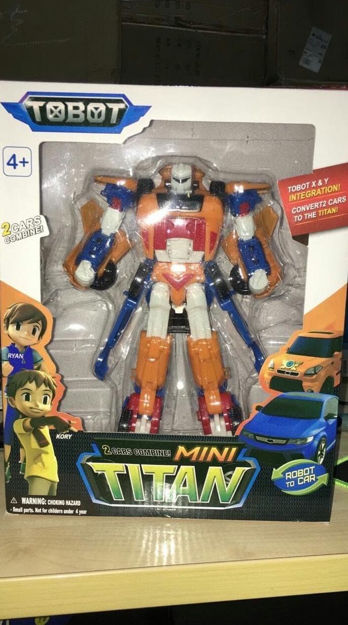 Jual Tobot Robot Tobot X Dan Y Original Mainan Tobot Titan X Y Tobot Jakarta Timur DavinNa Shop