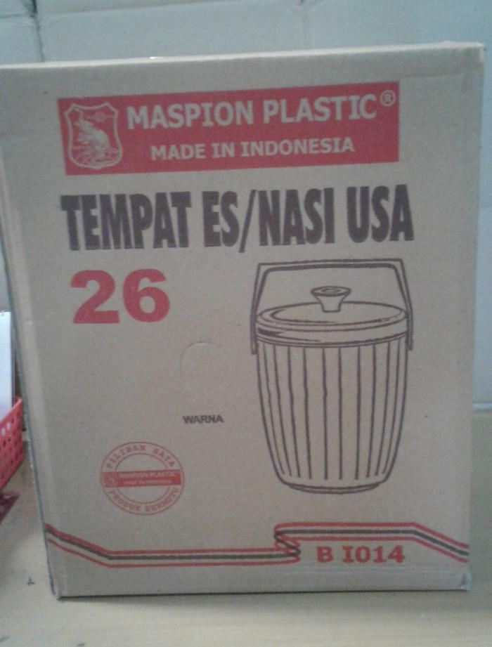 harga Rice / ice bucket / termos nasi / es maspion usa 26 Tokopedia.com