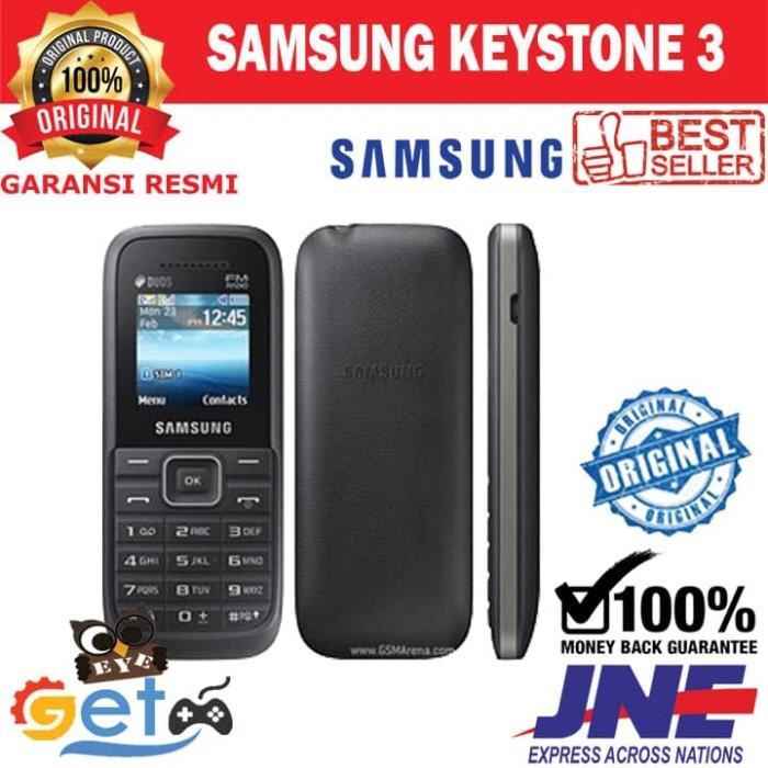 Jual Hp Samsung Keystone 3 B109 Sm B109e Garansi Resmi Eyeget
