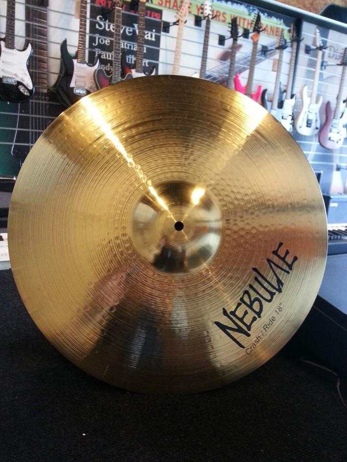 "Foto Produk Cymbal Nebulae Crash Ride 18"" dari NEO MUSIC"