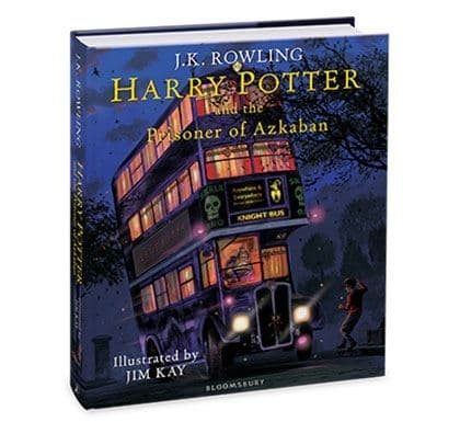 harga Harry potter and the prisoner of azkaban illustrated edition Tokopedia.com